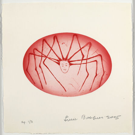 Louise Bourgeois, 'Spider Woman', 2005