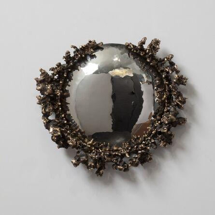 Michel Salerno, 'Popcorn Handmade Mirror', 2014