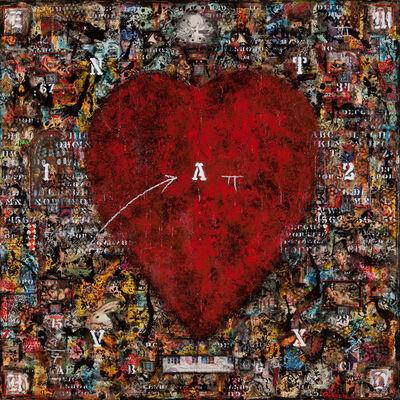 Jean-Daniel Rohrer, 'Love III', 2013