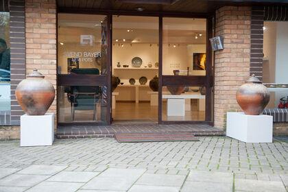 Svend Bayer Final Exhibition