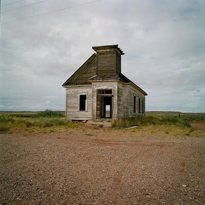 Allison V. Smith, 'Lonely Church. New Mexico', 2014