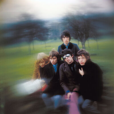 Gered Mankowitz, 'The Rolling Stones, 1967 - Primrose Hill The Buttons', 1967