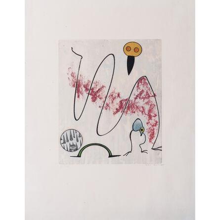 Max Ernst, 'Oiseau en péril', 1975