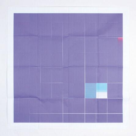 Juan Carlos Bracho, 'Violeta Imperial', 2013