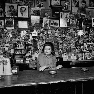 Henry Horenstein, 'Wanda Behind the Bar (Tootsie's Orchid Lounge, Nashville, TN)', 1974