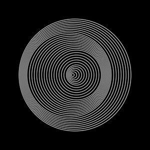 Marina Apollonio, 'Dinamica Circolare Cratere N Ø 30', 1968-2015