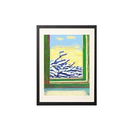 David Hockney, 'David Hockney 'Untitled (No. 610)' 2010-2019 Print', 2010-2019