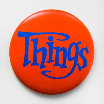 Adam Norton, 'Things', 2020