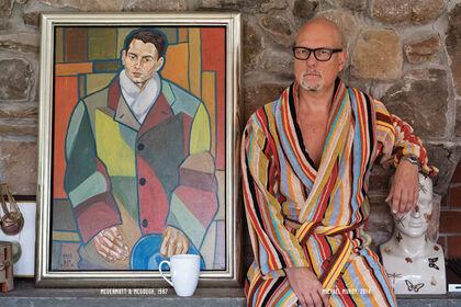 "60-60 2020: 60 Years of Portraits of Trey Speegle"""