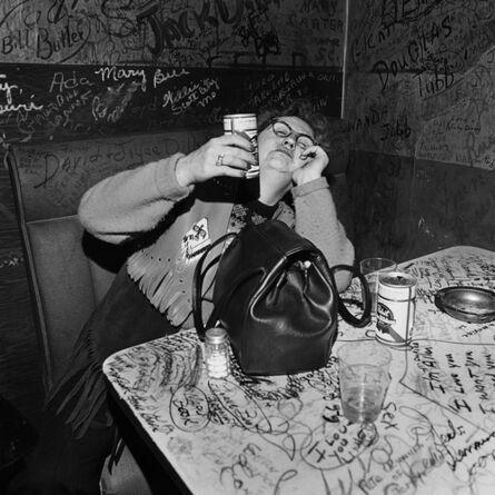 Henry Horenstein, 'Last Call, Tootsie's Orchid Lounge, Nashville, TN', 1974