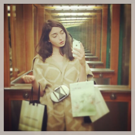 Amalia Ulman, 'Excellences & Perfections  (Instagram Update, 5th September 2014', 2014