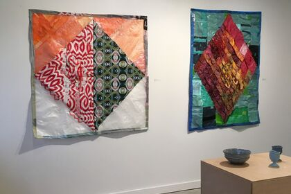 August exhibition: Amy Soczka, Tim Abel, and Justin Donofrio
