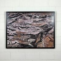 Edward Burtynsky, 'Dryland Farming #13, Spain, 2010', 2010