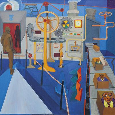 Richard Mudariki, 'PROCESSING MACHINE', 2015