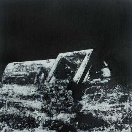 Gustavo Abascal, 'The air-raid shelter', 2015