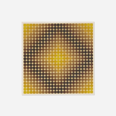 Victor Vasarely, 'Untitled', c. 1970