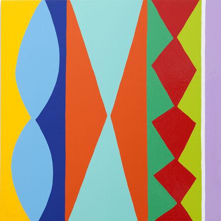 Kim MacConnel, '12 Dove', 2012