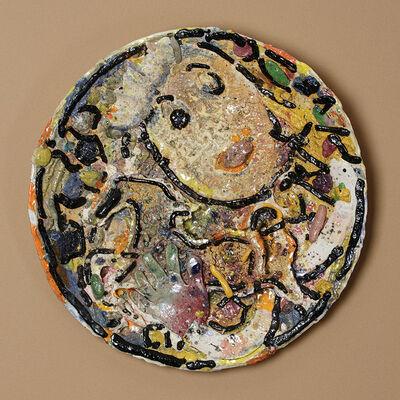 Viola Frey, 'Untitled Platter', 1982