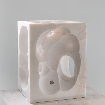 Almuth Tebbenhoff, 'Breakthrough Cube No.3', 2017