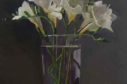 A Perfect Rhythm: Landscapes and Still Lifes