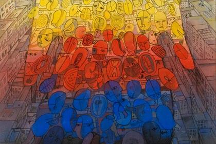 "José Gurvich - ""Creative Happiness"""