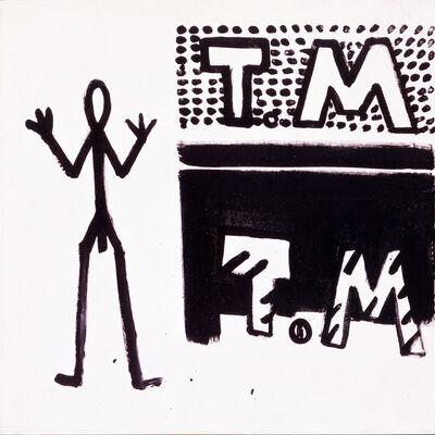 A.R. Penck, 'TM', 1974