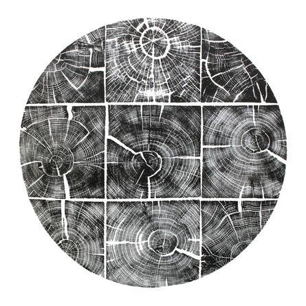 Andre Mirzaian, 'Cercle de Chêne (grd)', 2017