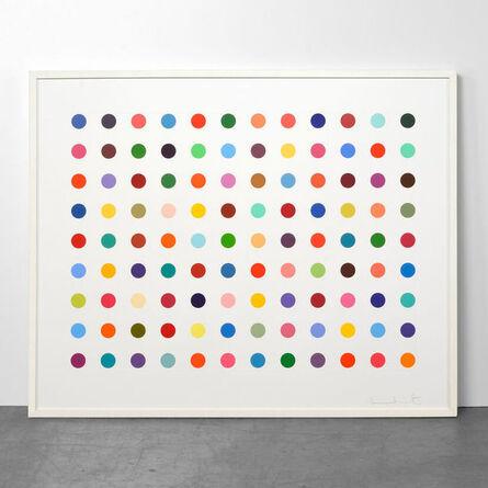 Damien Hirst, 'Ellipticine', 2007
