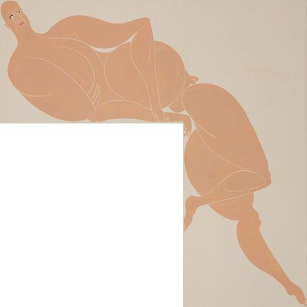 Giovanni Garcia-Fenech, 'Self-portrait V', 2015