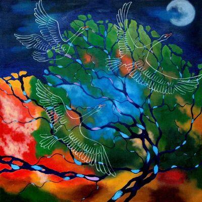 Haiou Liu, 'Birds Kingdom', 2014