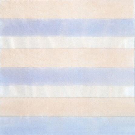 Agnes Martin, 'Untitled ', 1977