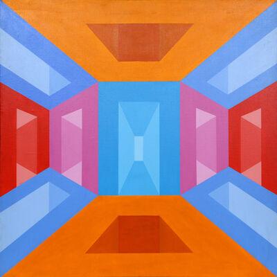 Roy Ahlgren, 'Portals', 1971