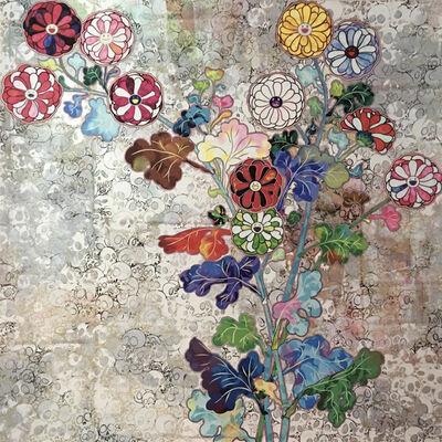 Takashi Murakami, 'Flowers of Resurrection', 2016