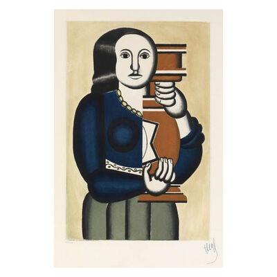 Fernand Léger, 'Femme a la Cruche', 1928