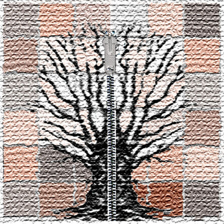 Elisa Pritzker, 'Mondian Tree 5c', 2013