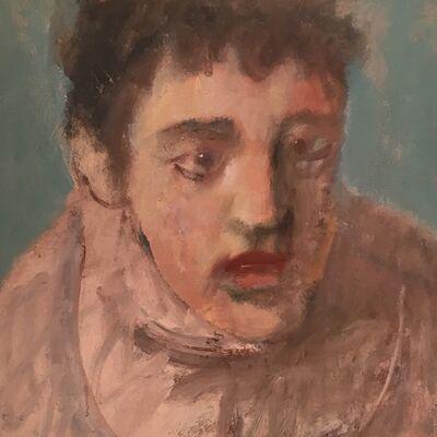 Nicolas Carone, 'Young Man', 1985