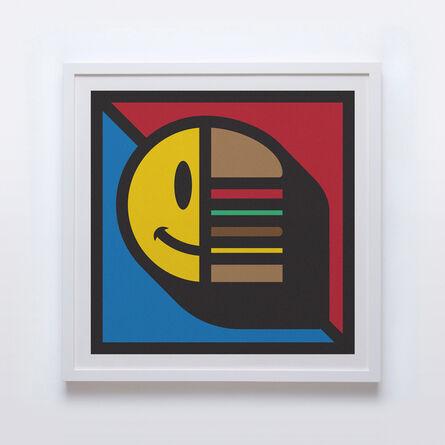 Grafflex, 'AD Burger', 2016