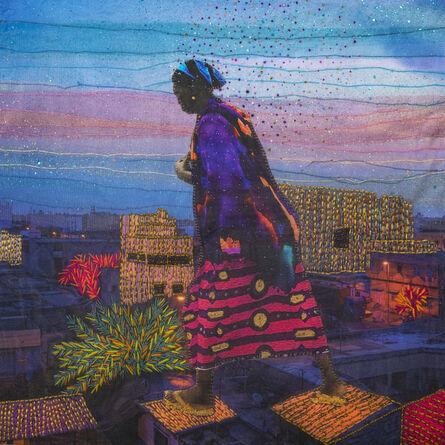 Joana Choumali, 'DETERMINATION, Series Alba'hian', 2020