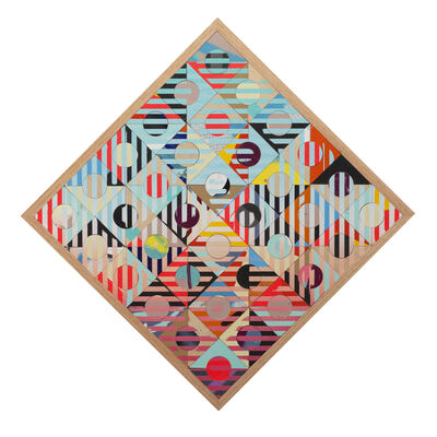 Jason REVOK, 'Diamonds, 38/50', 2014