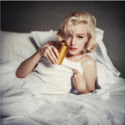 Milton H. Greene, 'Bed', 1953