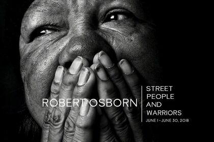 Robert Osborn: Street People & Warriors
