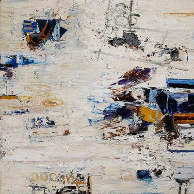 Chris Hayman, 'Where the Deer and the Antelope Play, II', 2015