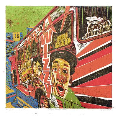 Dennis Muraguri, 'Wizzy Pinpoint Sacco', 2017