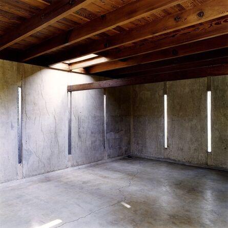 Candida Höfer, 'Schindler House Los Angeles I 2000'