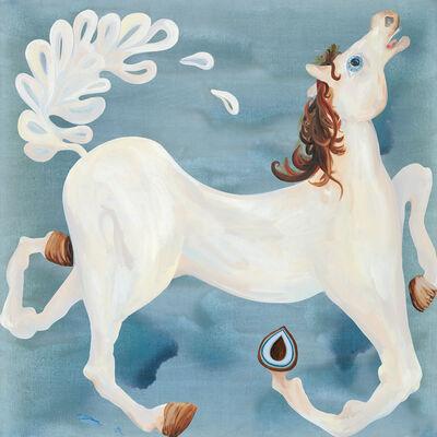 Laura Owens, 'Untitled', 2004