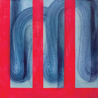 Catherine Gontarek, 'Flag Red', 2018
