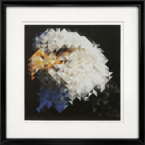 Jaime Martinez, 'Triangle Eagle', 2015