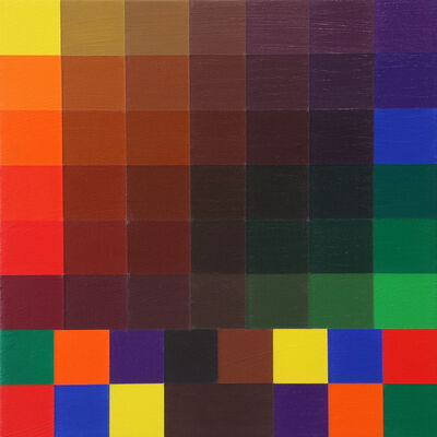Damon Freed, 'Traditional Chromatic Neutrals (Browns Not Greys)', 2017