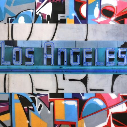 Nicola Katsikis, 'Battle of Los Angeles 2/10', 2017