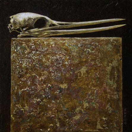 Thane Gorek, 'Bird Skull', 2018